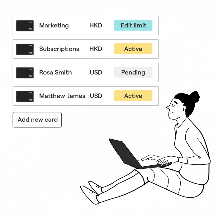 Corporate cards | Expense Management Automation | Neat Commerce